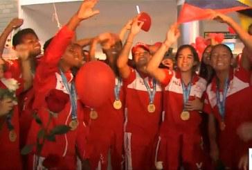 Selección Femenina de Fútbol del Valle campeona de torneo Conmebol
