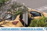 Taxistas de Cali denuncian inseguridad, en un día fueron asaltados 4 conductores