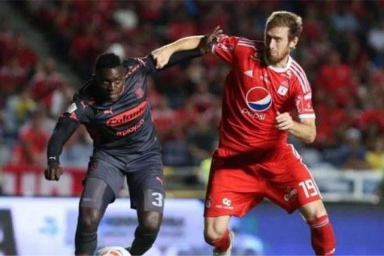 A ritmo venezolano, América derrotó por goleada 3-0 al Independiente Medellín