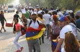Con participación de miles de personas, avanza el Venezuela Live Aid en Cúcuta