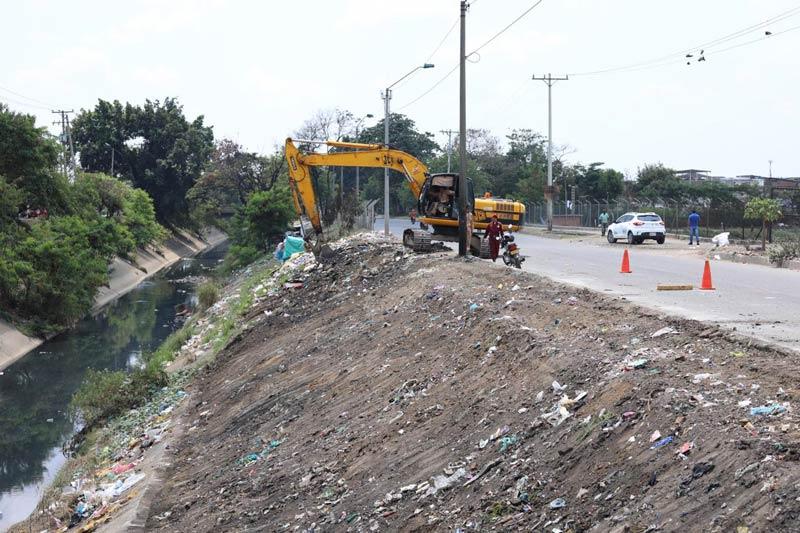 Piden a habitantes del oriente de Cali cuidar zonas intervenidas por basuras