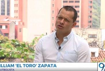 Charlas a la Carta con Guido Correa: William 'El Toro' Zapata Ex futbolista