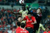 Selección Colombia perdió 2-1 frente a Corea en amistoso FIFA en Seúl