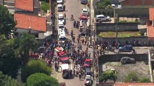 Adolescentes matan a 8 personas en escuela de São Paulo y luego se suicidan