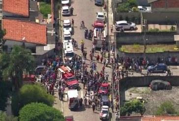 Video: adolescentes matan a 8 personas en escuela de São Paulo y luego se suicidan