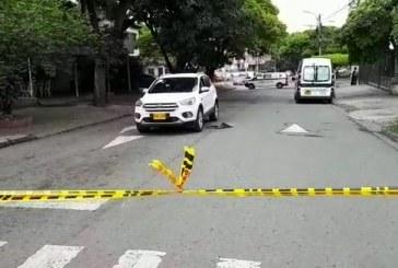 Ataque sicarial deja un muerto en el barrio La Flora, norte de Cali