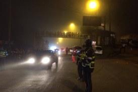Agentes de tránsito intensifican controles a conductores en Kilómetro 18