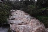 En alerta de desbordamiento se encuentran nueve ríos del Valle