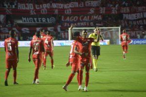 Duelo entre América y Bucaramanga terminó con empate 1-1