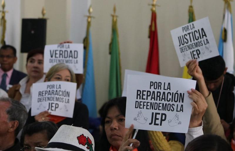 Tribunal de paz extiende plazo para observaciones de víctimas de secuestro