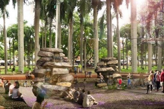 Así será el parque 'Que Viva la Música' que cambiará los alrededores del CAM
