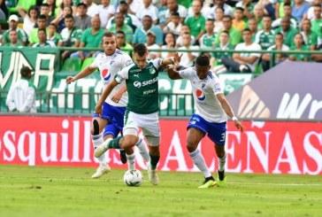 Camilo Vargas selló un agónico empate para Deportivo Cali en el 'Clásico Añejo'