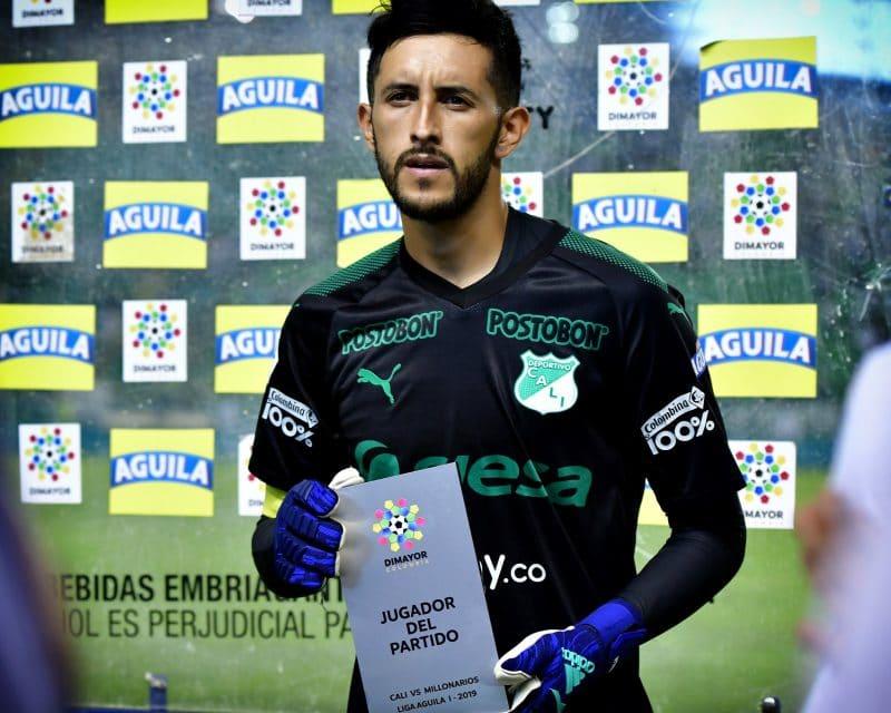 Igual que en 2011, Camilo Vargas le marcó a Millonarios y estalló las redes sociales