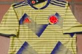 Filtran la que sería la nueva camiseta de la Selección Colombia para Copa América