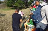 Previo al clásico vallecaucano, hinchas del Cali se accidentaron camino al estadio