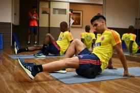 Selección Colombia ya entrena en Yokohama pensando en amistosos FIFA