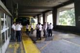 Conductores de transporte público de Buenaventura en paro por transporte informal