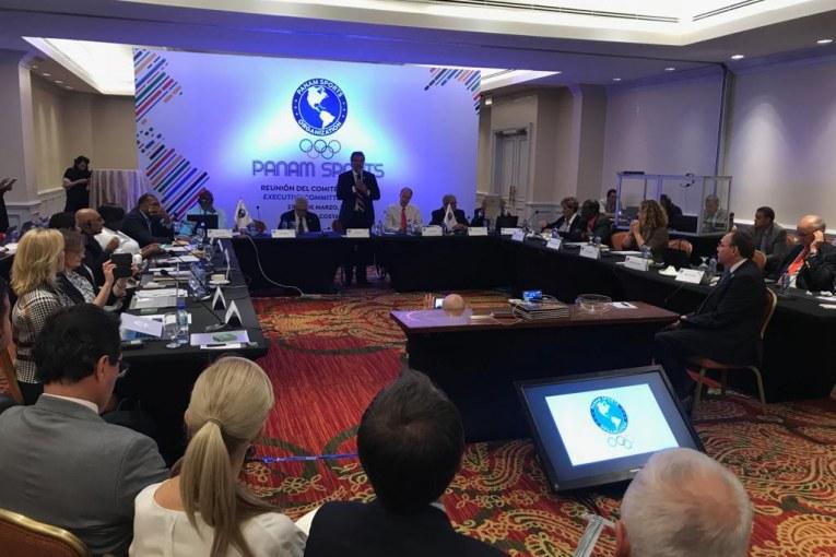 Asociación de Juegos Panamericanos llegó al Valle para ultimar detalles del evento en el 2021
