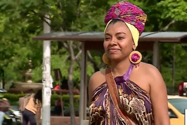 Cynthia Montaño, cantante caleña que busca transformar a la sociedad con música