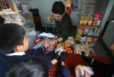 Secretaria de Salud del Valle pide avanzar en las tiendas escolares saludables
