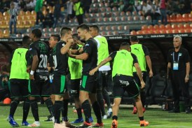 Deportivo Cali dejó ir los tres puntos en Medellín ante Atlético Nacional