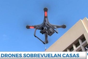 ¿Ha visto drones sobrevolando su casa? esto denuncian con temor habitantes de Cali