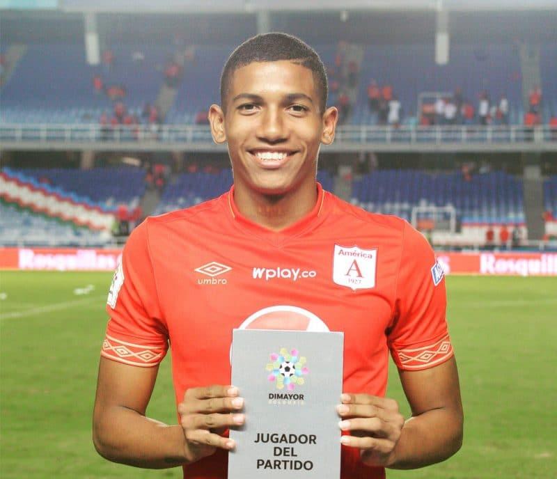 Con el gol de la fecha, América sentenció a Jaguares 1-0 en el Pascual