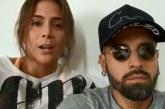 Greeicy Rendón y Mike Bahía completan más de 20 horas sin poder salir de Perú