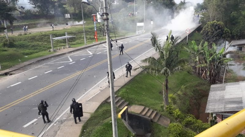 Asoinca levanta paro cívico en el Cauca y asegura que exigirá acuerdos