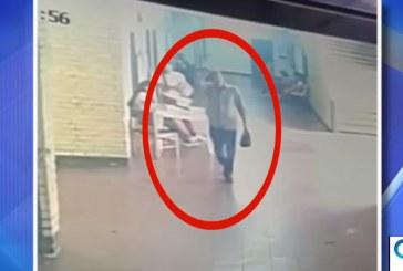 Desconocido entró al colegio Inem de Cali y robó un celular, todo quedó en video