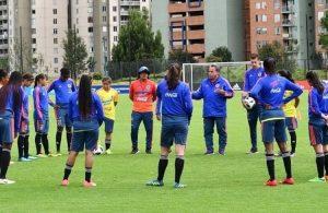 Jugadoras colombianas lamentaron no ser sede del Mundial Femenino de 2023
