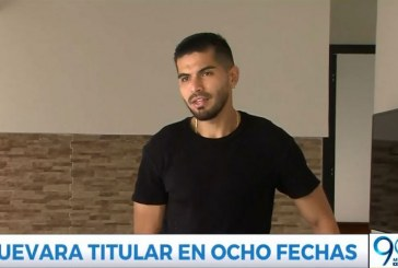 Julián Guevera, una de las contrataciones con mejor rendimiento en el América 2019