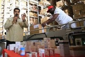 Maduro dice que aceptará medicinas enviadas por ciudadanos de EEUU