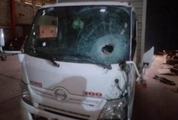 Desconocidos lanzaron papa bomba contra conductor por omitir un pare en Cauca