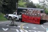 Millonarias pérdidas y restricciones en ventas de gasolina por bloqueos en Cauca