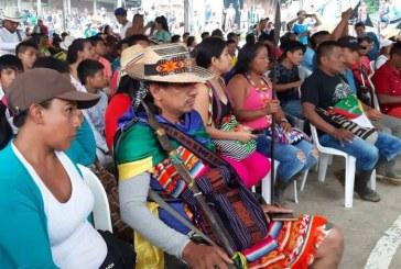 Mesa de diálogo entre Gobierno Nacional e indígenas se traslada a La Delfina, Valle