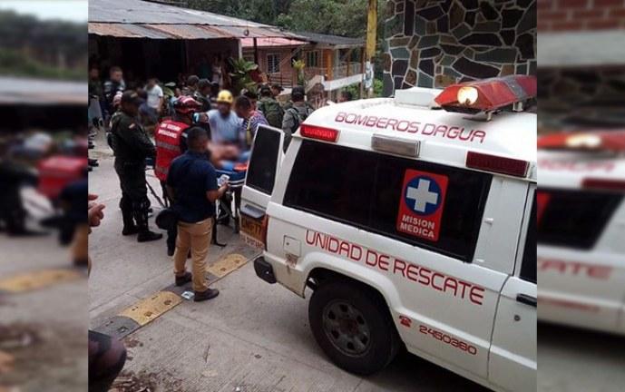 Cinco muertos y 16 heridos tras explosión en Dagua