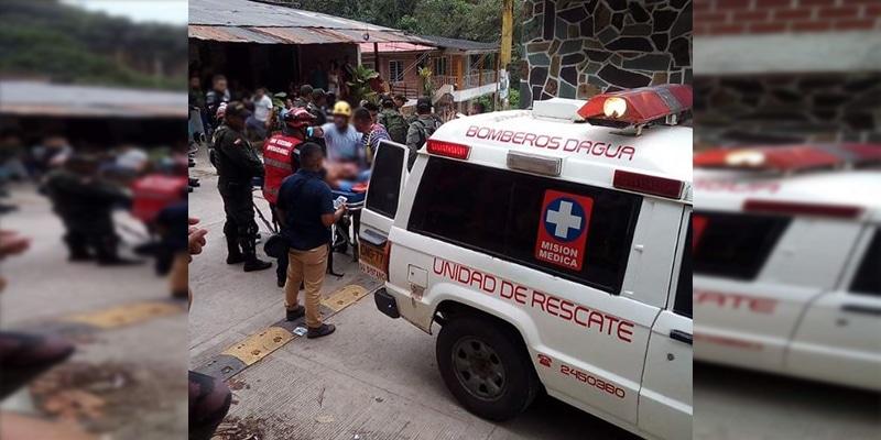 Explosión en resguardo indígena de Dagua, deja ocho muertos y 4 heridos