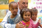 Niños de Llano Verde en Cali estrenan Centro de Desarrollo Infantil 'Semillas de Paz'