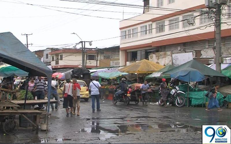 Escasez de hasta el 30% y aumento de precios del 300% en Cali por paro en Cauca