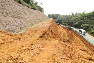 Tras inspección de obras, entregan balance positivo de ampliación de la vía a Pance