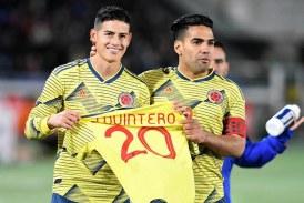 Era Queiroz inició con triunfo de la Selección Colombia ante Japón