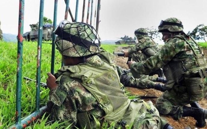 Tres soldados habrían sido asesinados por disidentes de las Farc en Tumaco