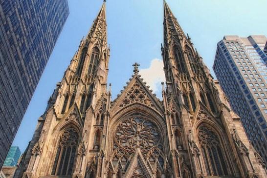 Hombre intentó ingresar a la catedral de San Patricio con gasolina