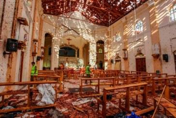 Al menos 290 muertos y 500 heridos dejan atentados de extremistas en Sri Lanka
