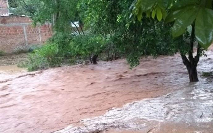 Emergencias en el municipio de Yumbo por fuertes lluvias