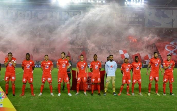 América se alista para disputar ante Unión Magdalena duelo adelantado de la Liga
