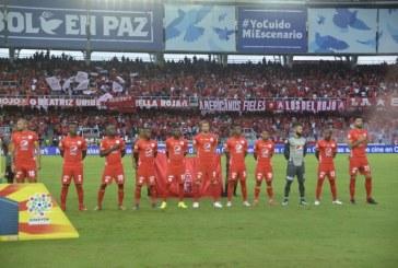 América rescató el empate 1-1 en el clásico ante Millonarios