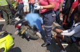 Asesinan a hombre que se movilizaba en una moto en la Autopista sur de Cali
