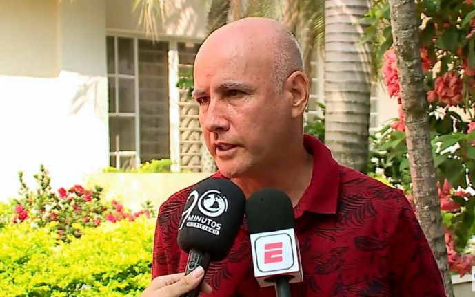 Asistente técnico de 'Pecoso' Castro dice que no tuvo diferencias con jugadores